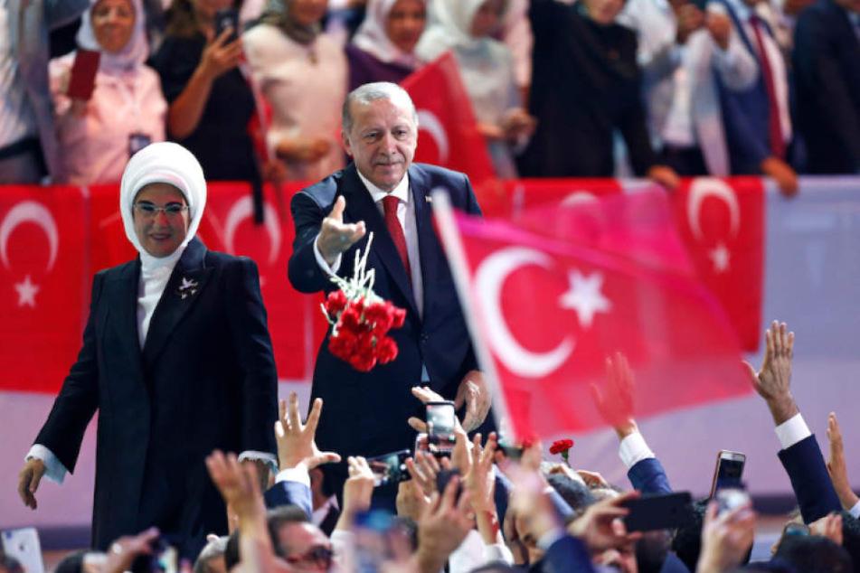 In Berlin oder Köln: Erdogan will vor tausenden Türken sprechen