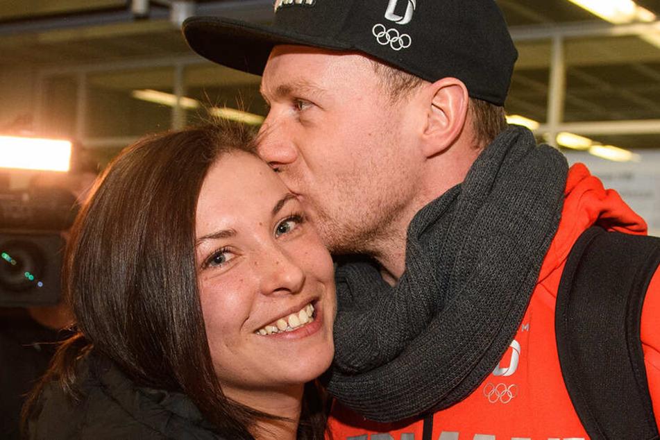 Francesco und Magdalena Friedrich werden wieder Eltern.