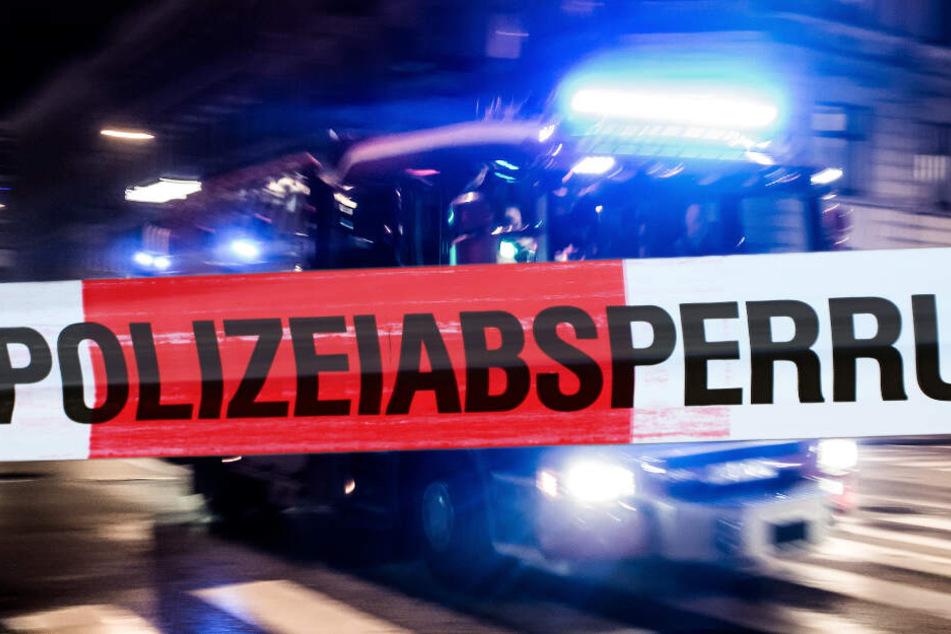 Im Gebetsraum der Islamischen Gemeinde in Aschersleben hat es am Freitag gebrannt. (Montage)