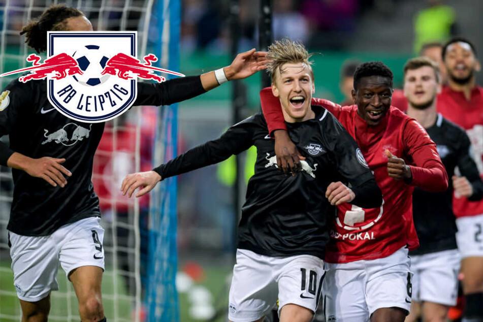 Vom Retorten-Verein zum Titel-Kandidat: So rasant lief der Aufstieg von RB Leipzig