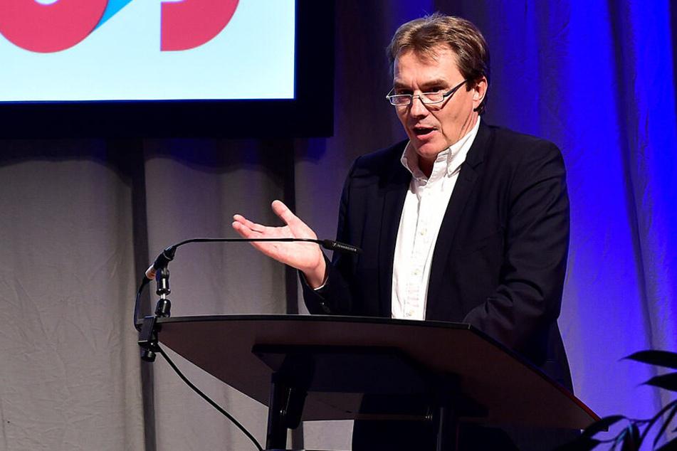 Bürgermeister Ralf Schreiber (CDU).