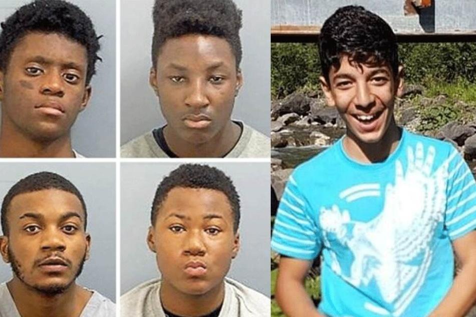 Die vier Täter fügten ihrem abtrünnigen Bandenmitglied Cemeren außergewöhnlich brutale Verletzungen zu und filmten die Tat.