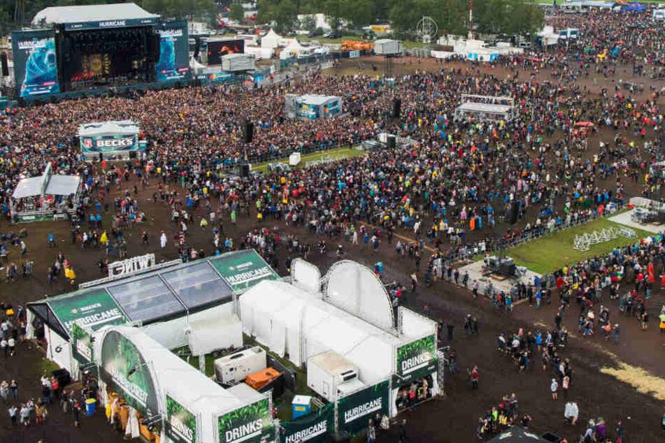 Wetter Hurricane Festival