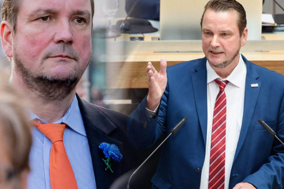 Die AfD will Andreas Wild aus der Partei werfen.