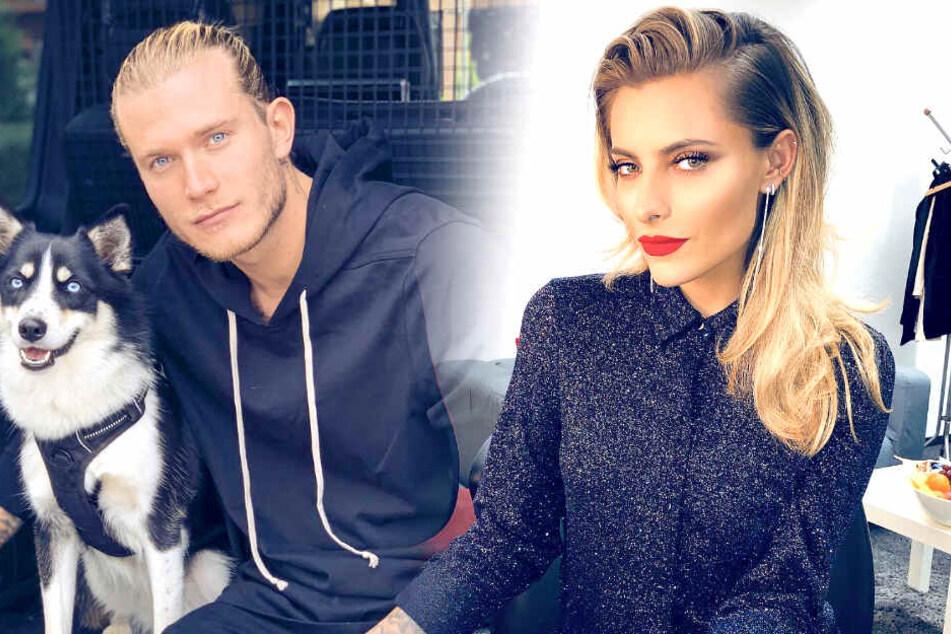 Es ist offiziell: Die Berlinerin und Torwart Loris Karius (25) sind ein Paar.