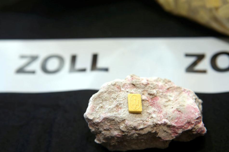 Auf den Ecstasy-Tabletten war das Maserati-Logo zu sehen.