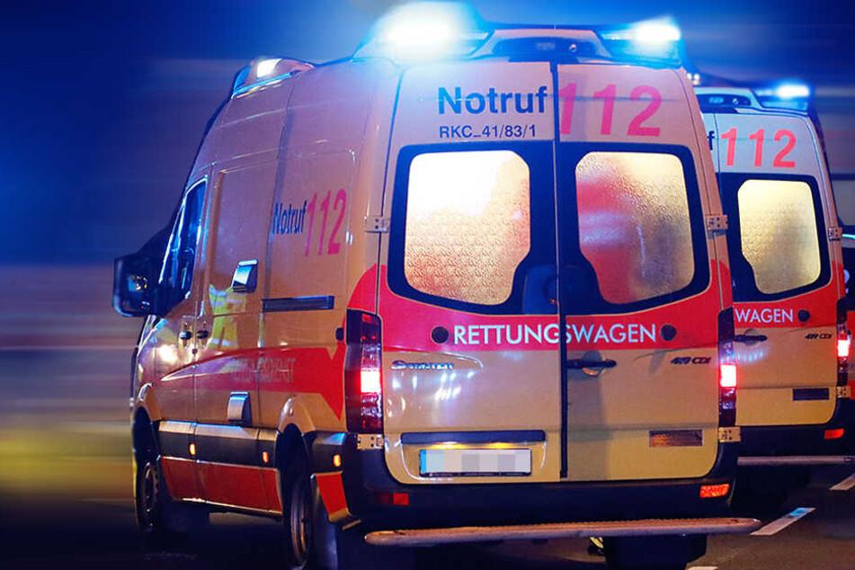 Gas-Alarm in Zwickau: Vier Frauen in Klinik!