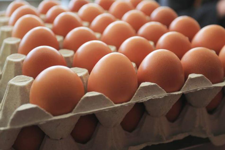 Einer der Preistreiber waren Eier. Die Preise stiegen um 10,4 Prozent, so die  Statistiker.