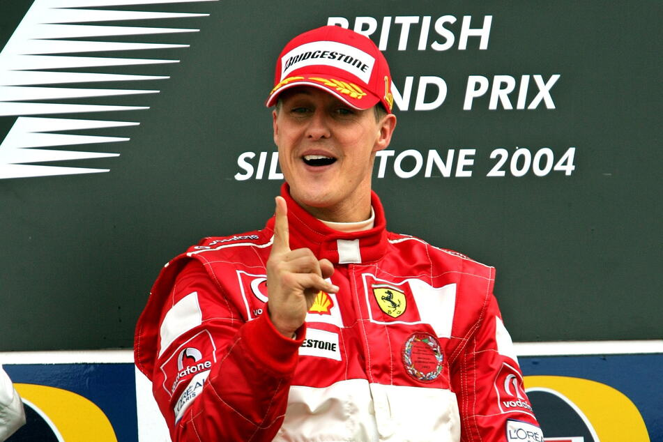 Michael Schumacher ist mit sieben Weltmeistertiteln und 77 schnellsten Rennrunden der erfolgreichste Rennfahrer Deutschlands.