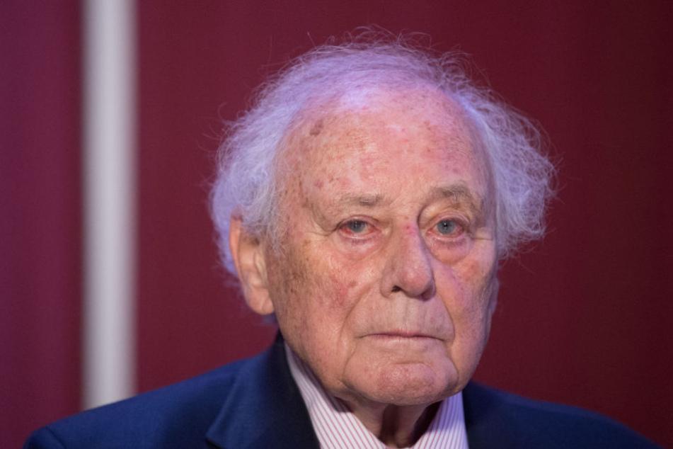 Will auch weiterhin Menschen auf der Flucht helfen: Reinhold Würth.