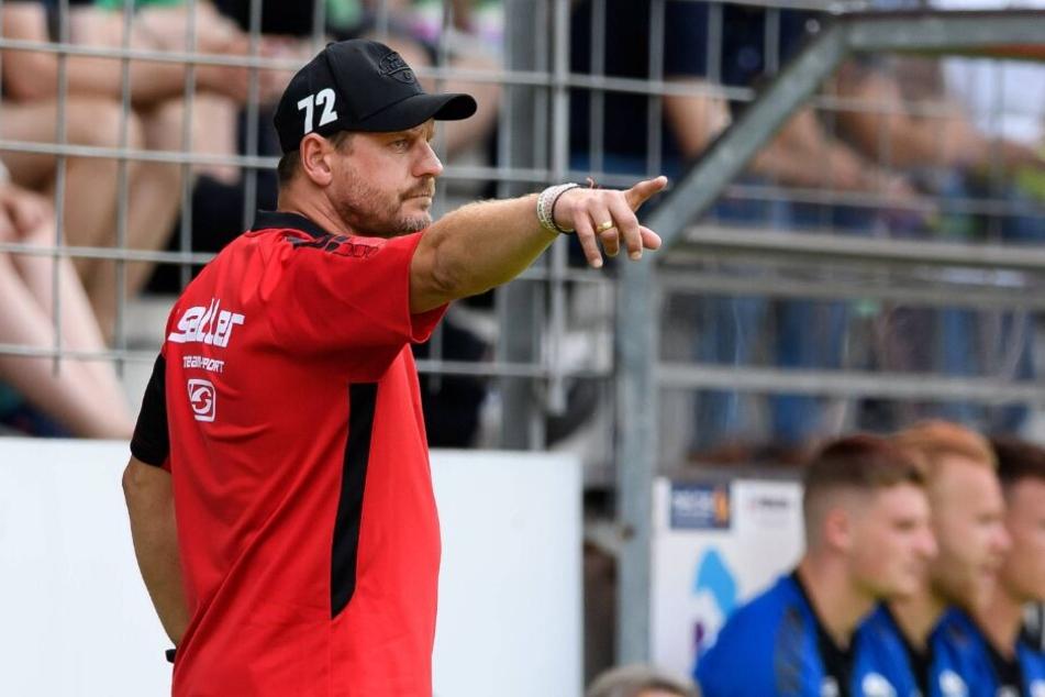 Steffen Baumgart wird am Ende eines neuen Wahlsystems den Kapitän bestimmen.