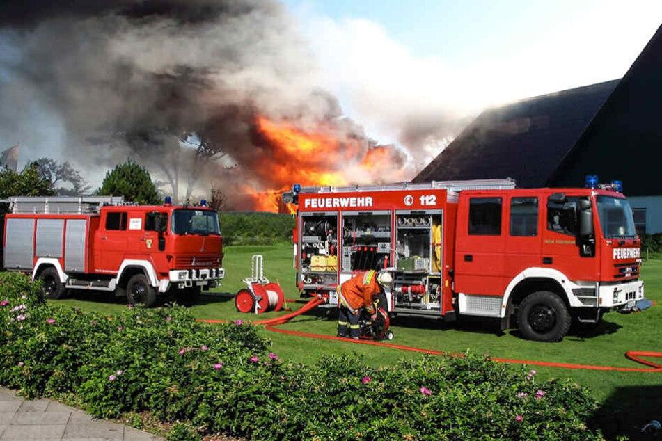Die Feuerwehr kümmert sich nicht nur um Brand- und Umweltschutz. Auch bei der Truppe selbst wird auch auf Nachhaltigkeit gesetzt.
