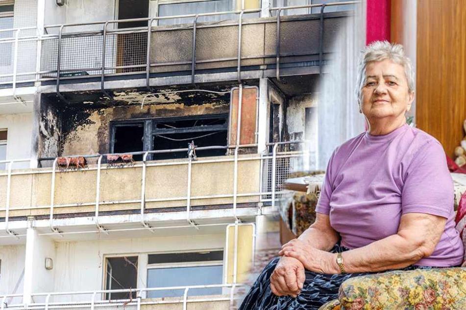 Brandursache im Hochhaus bleibt mysteriös