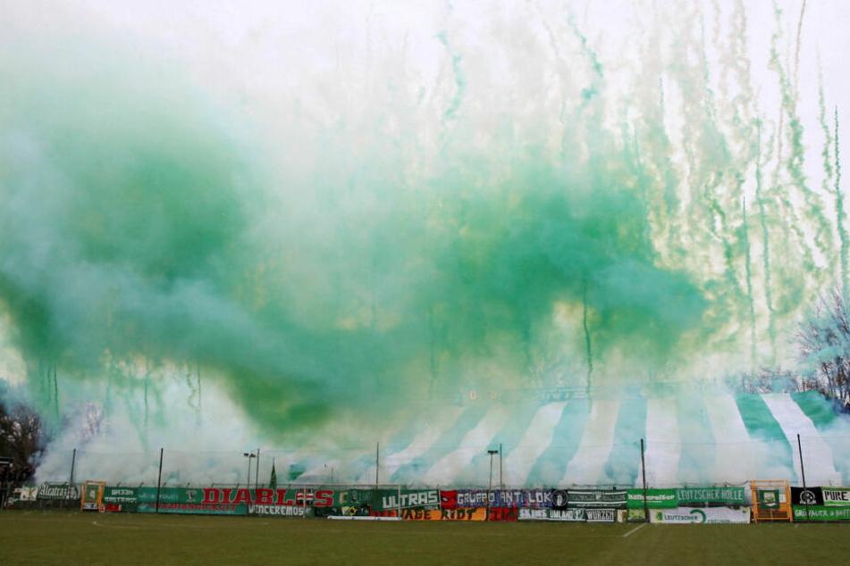 Der Bund beteiligt sich bei der Sanierung des Alfred-Kunze-Sportparks mit 2,25 Millionen Euro.
