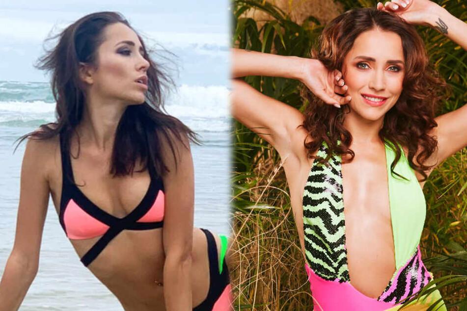 Sexy Anastasiya Avilova deckt Dschungelcamp-Betrug auf