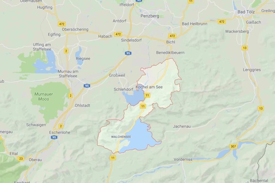 Im oberbayerischen Walchensee wird aktuell ein 52 Jahre alter Taucher vermisst.