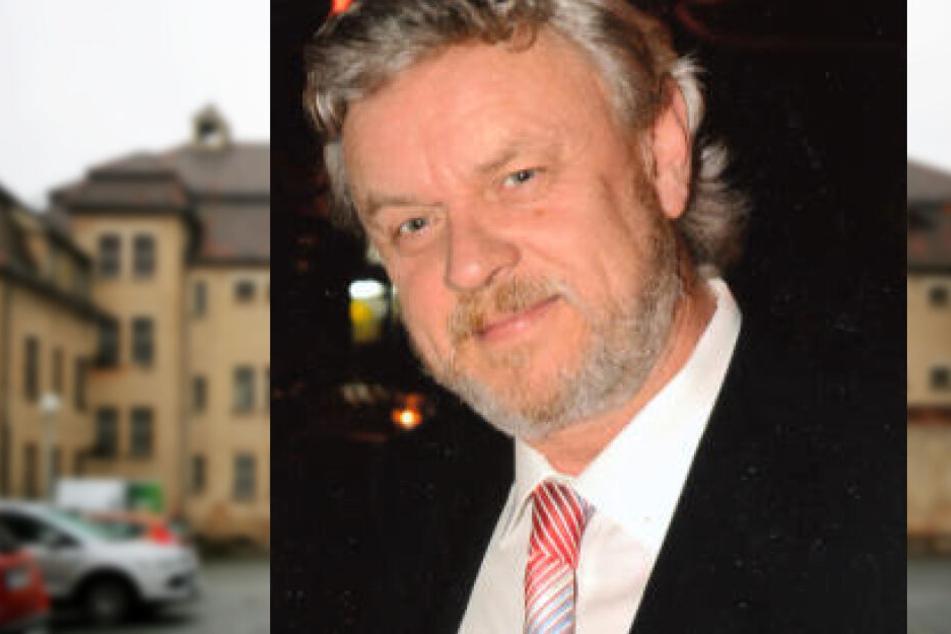Immobilienmakler Hans-Peter Hechtel (62) will den Zittauer Knast jetzt auf eBay loswerden.