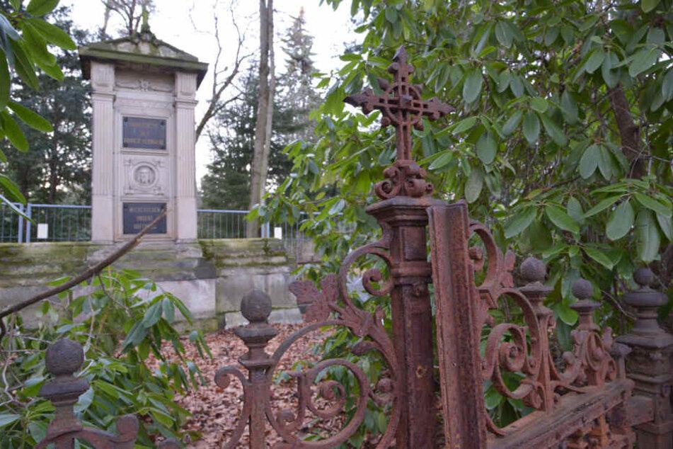 Chemnitz trödelt bei Friedhofs-Konzept
