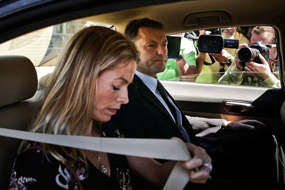 Kate und Gerry McCann (beide 50) stehen unter gewaltigem Druck.