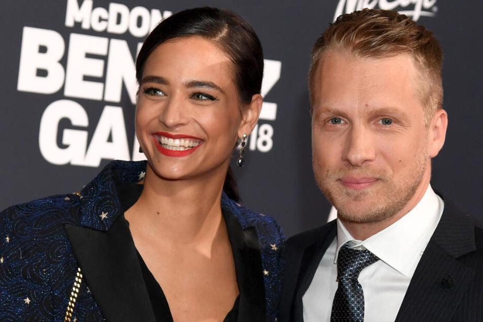 Amira Aly (26) und Oliver Pocher (41) sind Eltern geworden.
