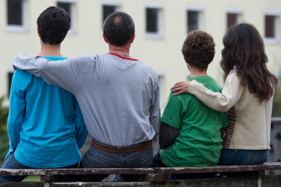 Nur eine geringe Anzahl syrischer Flüchtlinge sind über den Familiennachzug nach Thüringen gekommen.