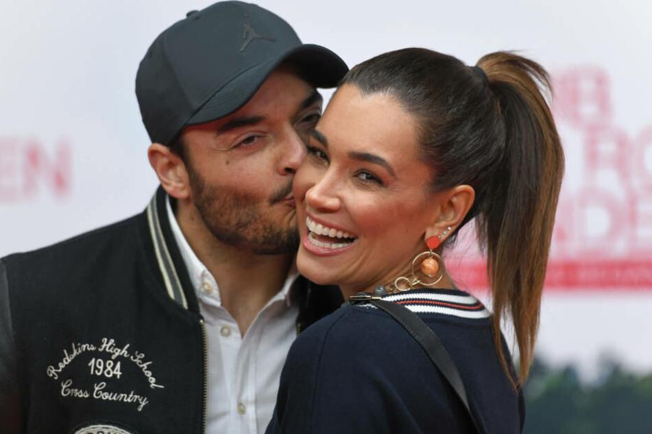 Giovanni und Jana Ina Zarrella verstehen sehr viel Spaß.