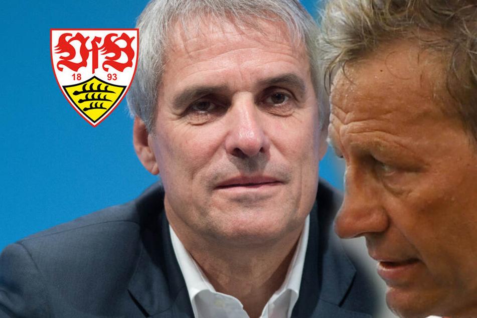 Er brachte VfB-Legende Buchwald zum Rücktritt