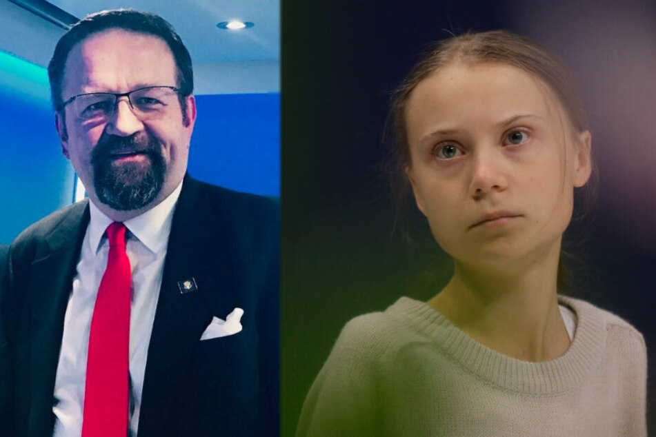 """Pervers!"" Moderator beleidigt Greta Thunberg so übel, dass User toben!"