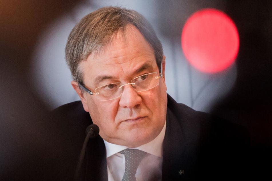 Armin Laschet hat auch eine klare Kante gegen die AfD gefordert.