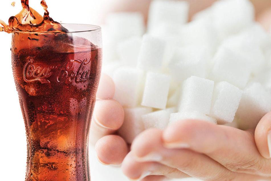 Dass Cola eine echte Zuckerschleuder ist, ist bekannt. doch manche Lebensmittel werden wirklich unterschätzt.