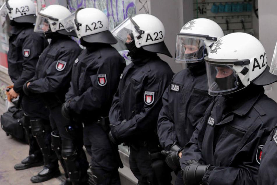 G20-Gipfel: Polizei beginnt mit öffentlicher Fahndung!