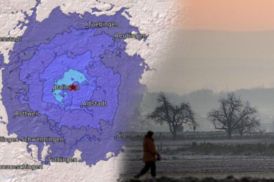 Stuttgart: Erdbeben erschüttert die Schwäbische Alb!