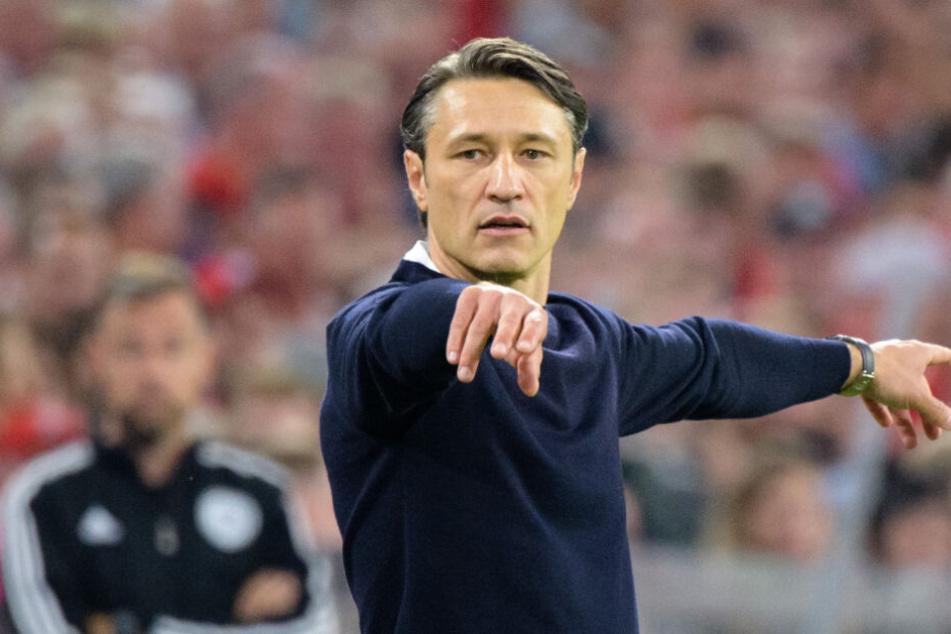 Trainer Niko Kovac vom FC Bayern München nimmt den Gegner Leipzig ernst.
