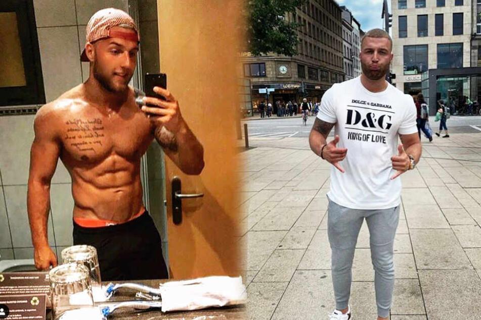 """""""Bachelor"""" Filip Pavlovic will sich in HSV-Training schmuggeln - und wird erwischt!"""