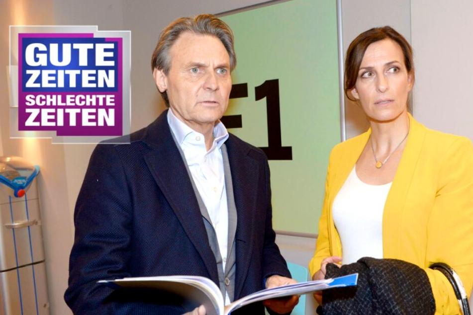 """GZSZ-Schock für den Gerner-Clan: """"Johanna wird ihr Leben lang im Rollstuhl sitzen?"""""""