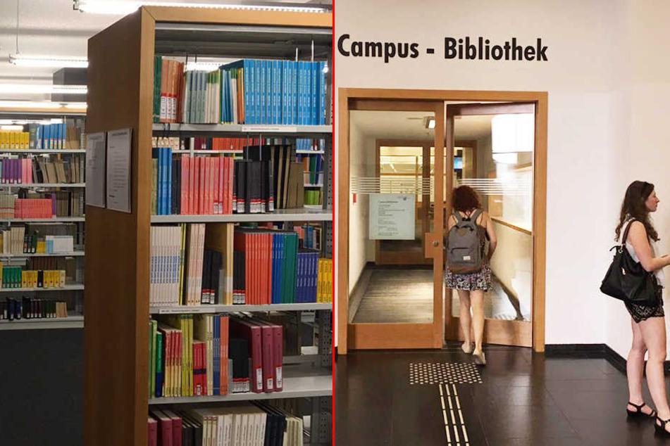 """Die Unibibliothek Leipzig kann sich ab sofort mit dem TItel """"Bibliothek des Jahres"""" schmücken."""