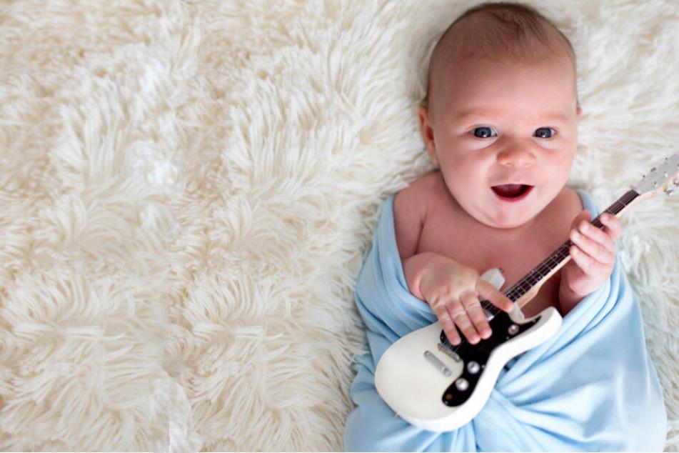 Ganz schön clever! Ein neugeborenes Baby kann mehr als wir denken