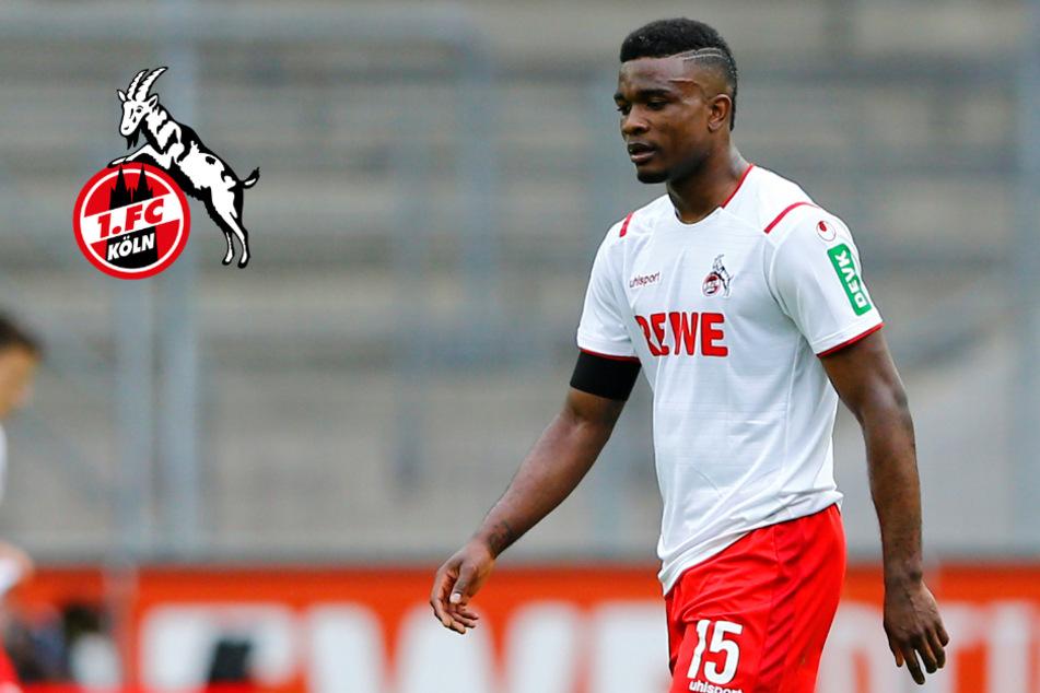 Spielermangel beim 1. FC Köln: Cordoba vor Absprung, zwei weitere Verletzte