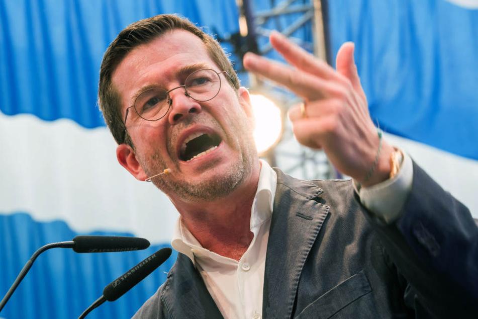 Karl Theodor zu Guttenberg (41, CSU) will nicht zurück in die deutsche Politik.