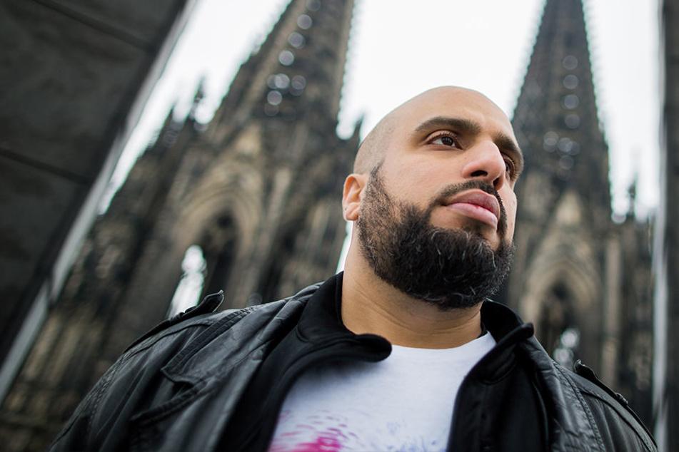 """Für seine Sendung """"Endlich Kartext - Der große RTL II Politiker-Check"""" könnte Abdelkarim den Deutschen Fernsehpreis erhalten."""