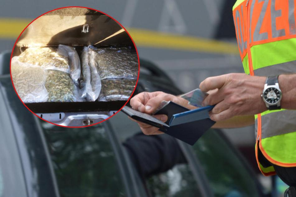 Autobahn-Kontrolle: Unglaublich, was Rentner im Gepäck hat!