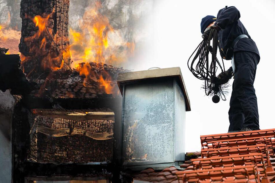 Absoluter Glücksbringer! Schornsteinfeger rettet Mann aus brennendem Bauernhof