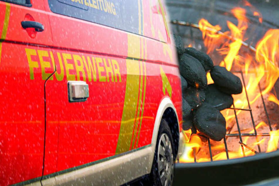 Feuerwehr rast zum Einsatz, aber bei Ankunft erwartet sie eine Überraschung