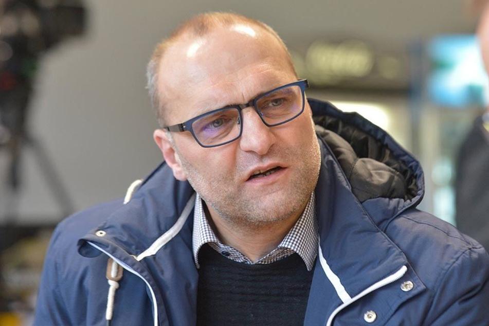 DSC-Geschäftsführer Gerrit Meinke kümmert sich schon lange um die kommende Saison.