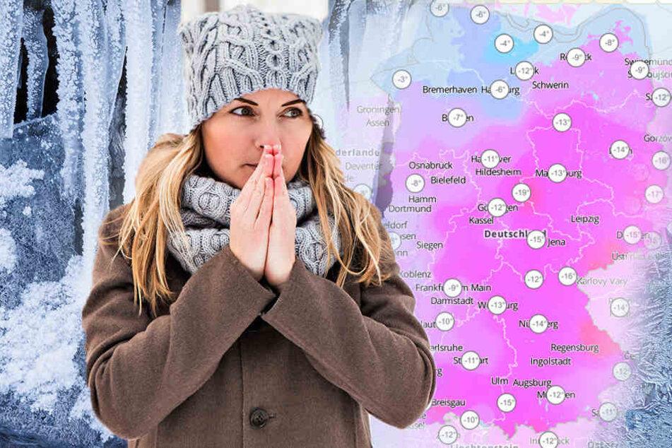 Steht Deutschland die kälteste Nacht des Jahres bevor?