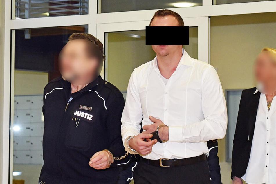 Ingenieur Thomas K. (35) musste gestern wegen Darkweb-Dealerei vor Gericht.