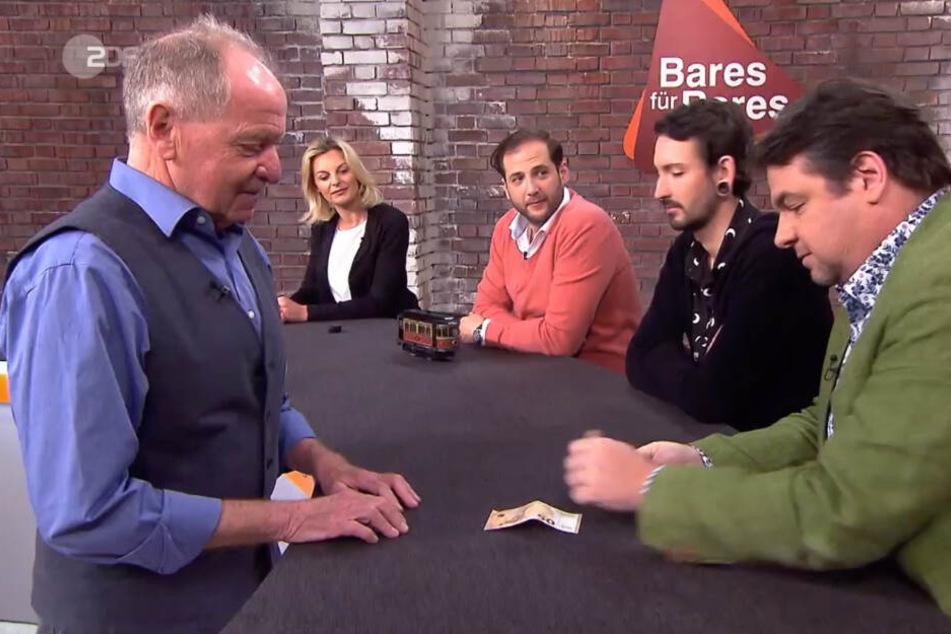"""""""Bares für Rares"""": Darum bietet Händler so viel Kohle für Schrott-Spielzeug"""