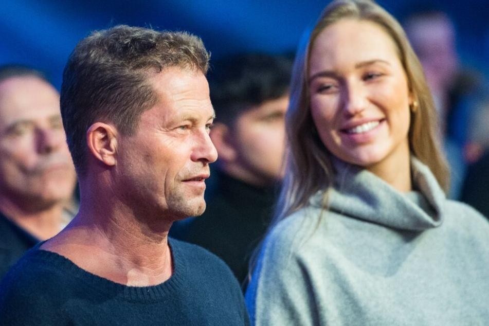 Til Schweiger zeigte sich bereits in der Öffentlichkeit mit seiner neuen Freundin.