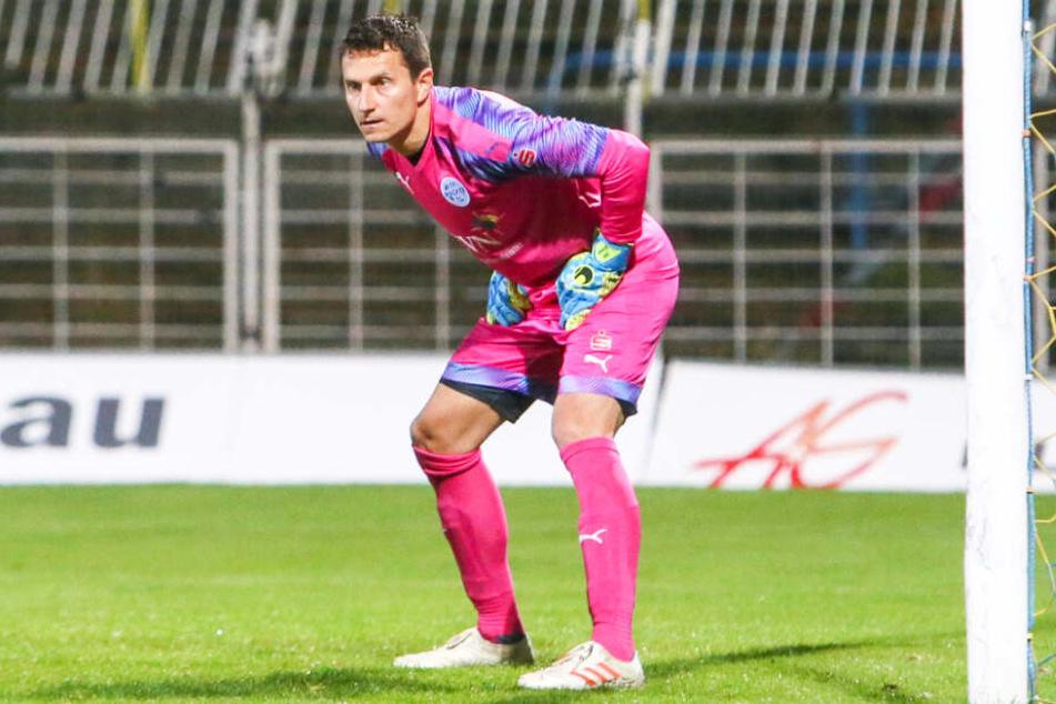 Jan Glinker spielte - mit Ausnahme einer kurzen Phase in der Jugend - ausschließlich im Osten Deutschlands.