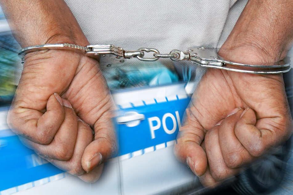 Die Polizei konnten den mutmaßlichen Handyräuber festnehmen. (Symbolbild)